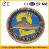 Moneda de encargo 6 del desafío del metal de la insignia
