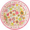 Fábrica de papel barata China de las placas de postre de la alta calidad