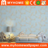 InnenDamask PVC Deep Embossed Wallcovering für Home Decoration