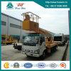 Camion di elevatore d'profilatura idraulico del braccio di Sinotruk