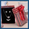 Caja de empaquetado de papel de la caja de regalo de la caja de joyería