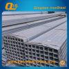 JIS galvanisiertes quadratisches Stahlstandardrohr