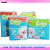A melhor venda dos tecidos descartáveis do bebê em África