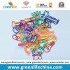Clips de papel coloridos Shaped promocionales de calidad superior de la fuente china de la fábrica