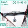 Tipo 2016 di Qz gru a ponte della benna della gru a benna di Shengqi di tonnellata di 5-20