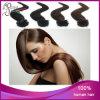 Menselijke Haar van het Uiteinde van Striaght van het Haar van 100% het Maagdelijke Menselijke Vlakke