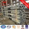 Bitumn Sicherheitsfaktor 1.5 polygonales 12m heißes BAD galvanisierter Pole