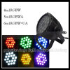 18PCS *15W 5in1 DEL Waterproof PAR Light