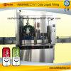 Máquina tampando de enchimento pequena da lata de bebida de Stype