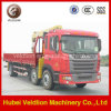 Guindaste montado caminhão de JAC 16t/16ton