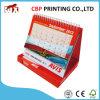 Stampa personalizzata del calendario murale della foto di qualità di /High del calendario di disegno