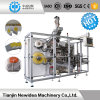 Thread Tag를 가진 ND-C10 Double Chamber Inner Bag 및 Outer Envelop 또는 Box Package Machine