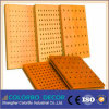 High Nrc Rating Wooden Wooden Acoustics Wall Plaques insonorisées