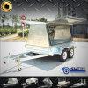 Bas de page en aluminium de marchand avec le camp 8X5 (SWT-TTT85)