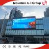 Impermeabilizar el punto culminante que hace publicidad de la visualización de pantalla del LED P16