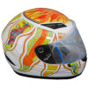 熱い販売の中国はオートバイに太字のヘルメットをした