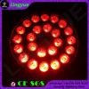 luz impermeable LED de la IGUALDAD al aire libre de 24PCS 12W RGBW