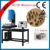 система высокой точности разрешения 0.005 mm видео- измеряя