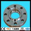 Carbono Steel Flange com com CE, GOST, ISO Certificate