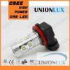 Chip 50W della lampada LED CREE+Epistar della nebbia di alto potere H8 H9