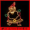 LED Decoration第2 Motif Christmas RopeサンタクロースLight