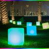 Le paysage de cube en jardin de cube en LED cube l'éclairage imperméable à l'eau de lumières de Lanscape