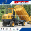 3 тонны 4X4 Driving 8 Wheels Self Dumping Truck Articulated Palm Tipping Dump Truck