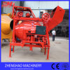 Mezclador concreto eléctrico hecho en China