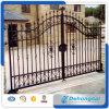 工場卸し売り使用された美しい家の主要な錬鉄のゲートまたは鋼鉄私道のゲートのグリルまたは庭ゲートデザイン