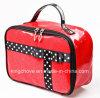 光沢がある赤PUの方法最新の装飾的な袋(KCC185-2)