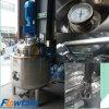 Réservoir de mélange de chauffage électrique d'acier inoxydable avec l'agitateur
