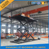 Scissor idraulico Car Lift Parking Machine da vendere