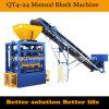 Grupo padrão da maquinaria da máquina de fatura de tijolo Qt4-24 Dongyue