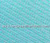 Polyester die netwerk-Enige Laag vormt