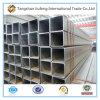 Tubo de acero rectangular/del cuadrado/sección hueco Galvanzied/recocido negro de los tubos