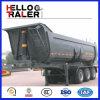 ダンプトラックのトレーラー、販売のための油圧半ダンプカーのトレーラー