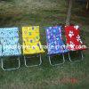 Chaise ensoleillée d'enfants d'enfant de chevreau (XY-146B)