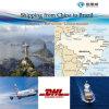 Internationaal Verschepend Brazilië van China door de Lucht, Overzees, Experss