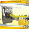 Máquina controlada da selagem do frasco do PLC