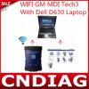 Technologie van uitstekende kwaliteit 3 van WiFi GM Mdi Tech3 Veelvoudige Kenmerkende Interface met Laptop van DELL D630 Volledige Reeks Klaar te gebruiken