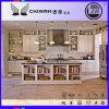 Meubles classiques de cuisine de forces de défense principale de PVC de type (FY5641)
