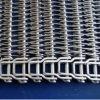 Correia transportadora de engranzamento de fio do metal