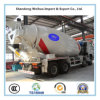 6 Würfel-Betonmischer-Tanker-LKW-Schlussteil halb des Schlussteiles
