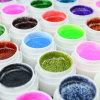 Gel UV de poudre de scintillement de Gdcoco de gel de couleur d'art d'ongle de #3689W