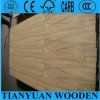 3.5mm 3.2mm Furniture와 Decoration를 위한 5mm Natural Teak Plywood