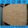 madera contrachapada natural de la teca de 5m m para la decoración