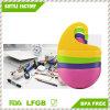 Het betere Leven 4 Houder van de Mand van de Opslag van de Mand van het Kabinet van PCs de Kleurrijke Geassembleerde Vastgestelde Multifunctionele Hangende Milieuvriendelijke Plastic