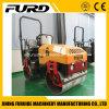 Rodillo de la carretera del tambor doble de 2 toneladas con el funcionamiento superior (FYL-900)