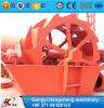 Máquina de lavar amplamente utilizada do minério da pedra calcária da roda