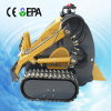 B&S Engine를 가진 소형 Track Loader 4 In1 Bucket